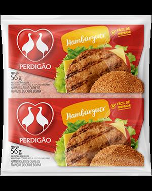 Hambúrguer Perdigão 56G