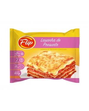 Macarrão Flip Lasanha 600G Presunto