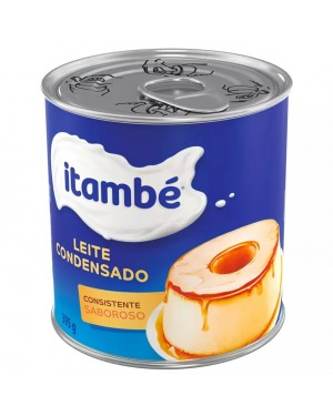 Leite Condensado Itambé 395G Lata