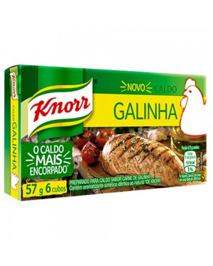 Caldo Knorr 57G Galinha