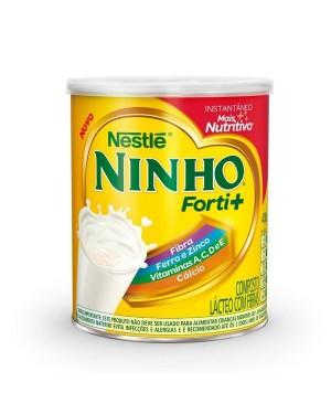 Leite em Po Ninho Fort + Instantâneo + Fibras 380G