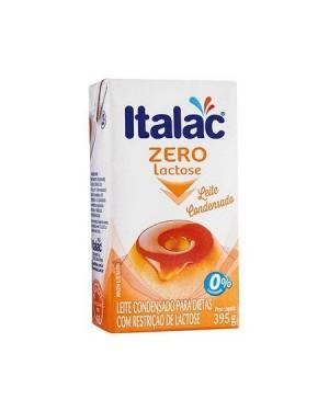 Leite Condensado Italac TP 395g Zero Lactose