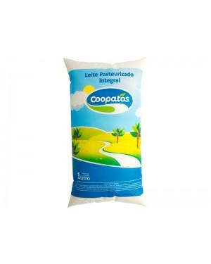 Leite Coopatos Integral 1L