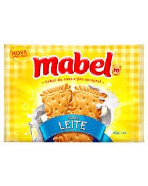 Biscoito Mabel 400G Leite