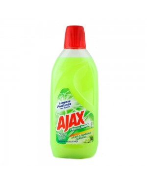 Limpador Ajax 500Ml Fresh Lemon