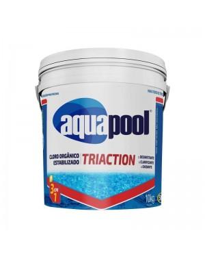 Cloro Gran. 3x1 Triation Aquapool 10 Kg