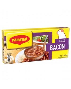 Caldo Maggi 114G Bacon