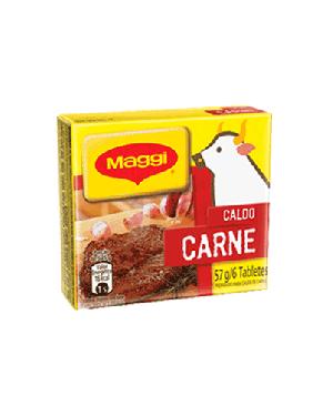Caldo Maggi 57g Carne