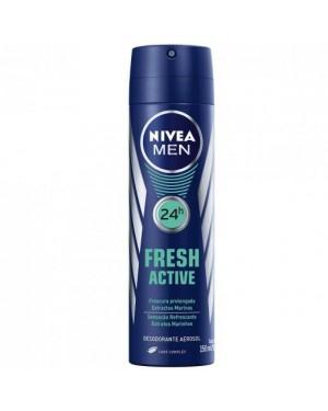 Desodorante Nivea Aero Men 150ml Fresh active