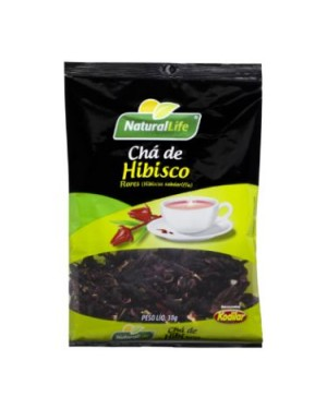 Cha Natural Life 30G Hibisco