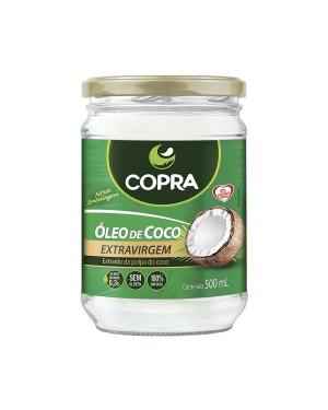 Óleo Coco Copra Extra Virgem 500Ml
