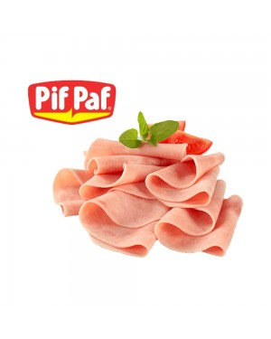 Presunto Pif Paf Fatiado a Cada 100G