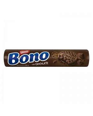 Biscoito Recheado Chocolate Bono Nestle 126G