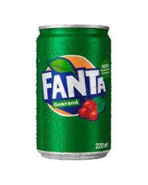 Refrigerante Fanta 220Ml Guaraná