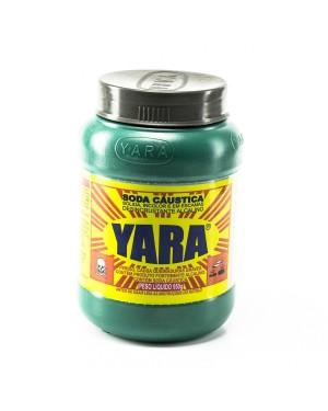 Soda Cáustica Yara 950Gr
