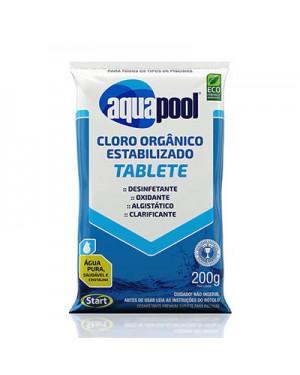 Cloro Gran.Premium Tabl. Aquapool 200g
