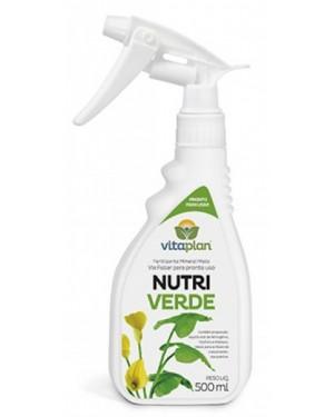 Fertilizante nutriplant 500ML foliar Nutriverde