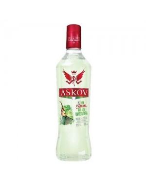 Vodka Askov 900Ml Limão