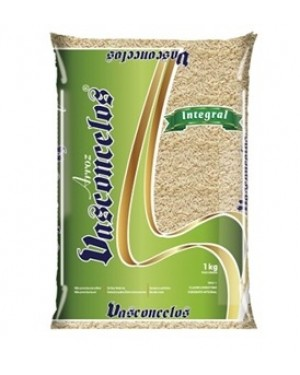 Arroz Integral Vasconcelos 1kg