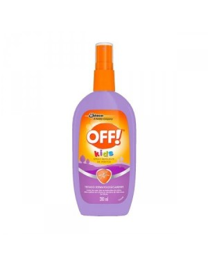Repelente Off Kids Spray 200ml
