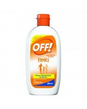 Loção Repelente Off Family 200ml