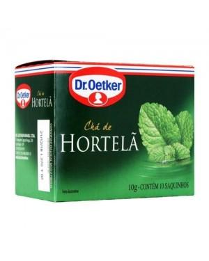 Cha Oetker 10G Hortela