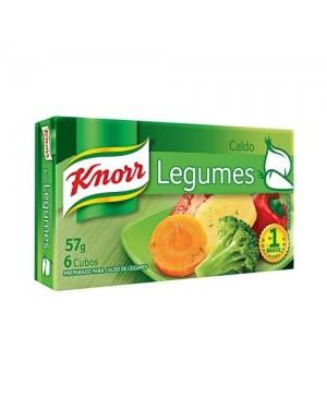 Caldo Knorr 57G Legumes