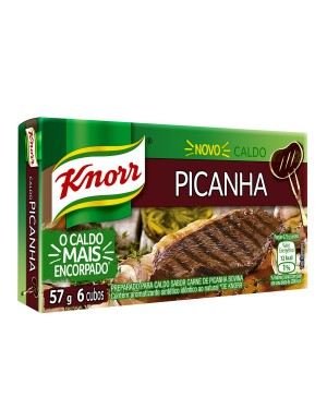 Caldo Knorr 57G Picanha