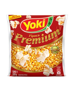 Milho Pipoca yoki Premium 500g