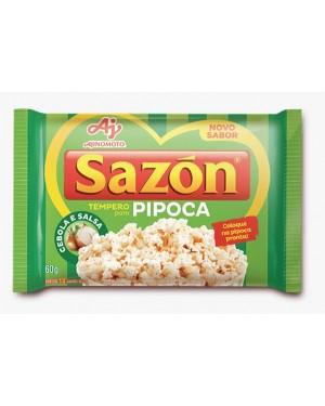 Tempero Sazon 60G Pipoca Cebola Salada