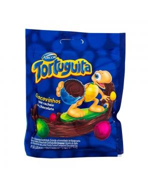 Chocolate Arcor Confeito 50G Chocovinhos Leite