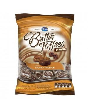 Bala Arcor Butter Toffe 100g Chok Trufa