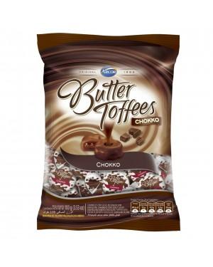 Bala Arcor Butter Toffe 100g Chokko