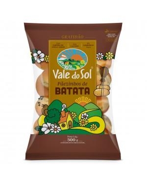 Pãozinho Vale do Sol 300G Batata