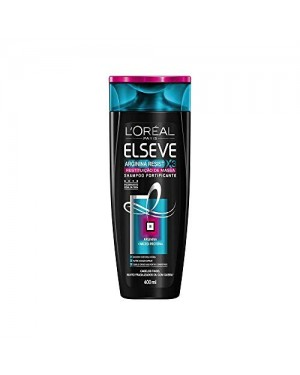 Shampoo Elseve 400Ml Arginina Resist 3X restaurançao de Massa