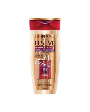 Shampoo Elseve 400Ml Reparação Total Extra Profundo