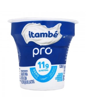 Iogurte Itambé Pro 120g light Integral