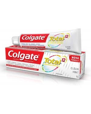 Creme Dental Colgate 50G Total 12 Clean Mint