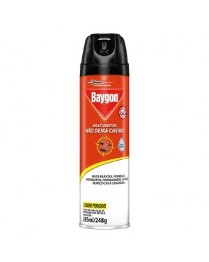 Inseticida Baygon Aero 285ml multi Plus