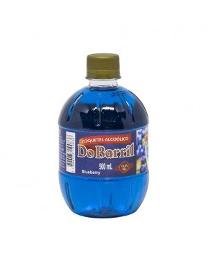 Coquetel Barril 500ML Blueberry