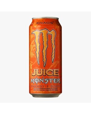 Energético Monster 473Ml JM Khaos