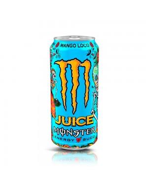Energético Monster 473Ml Manga Loco