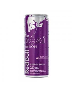 Energético Red Bull 250ML Açai