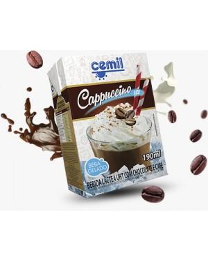 Bebida Láctea Cemil Chocolate Cafe 190ML
