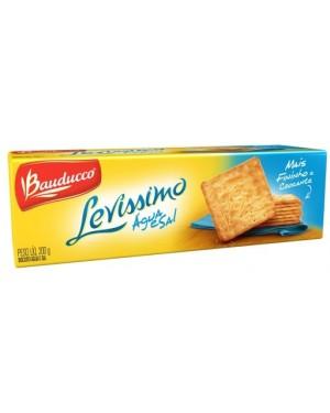 Biscoito Bauducco 200g Agua e sal