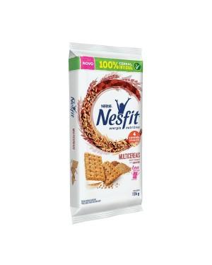 Biscoito Nesfit Nestle Bolso 126g Multi Cereais