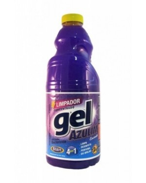 Desinfetante Gel Azulim start 2Kg Lavanda