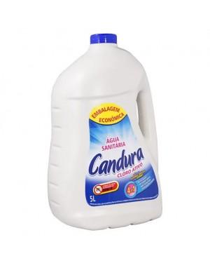 Água Sanitária Candura 5L