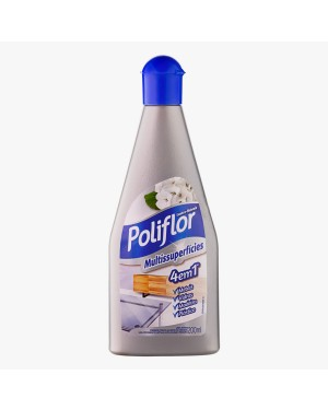 Lustra Moveis Poliflor 200ML Superfice