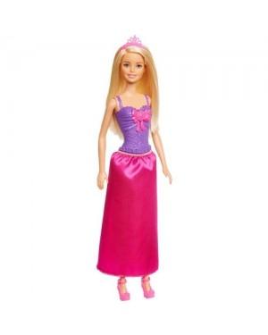 Boneca Barbie Fan Princesa Basica Mattel
